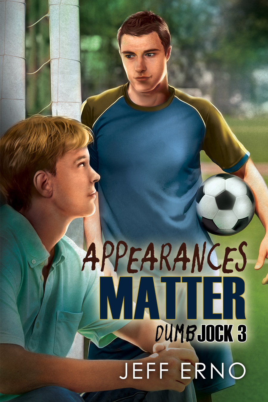 Appearances Matter (Dumb Jock #3) by Jeff Erno