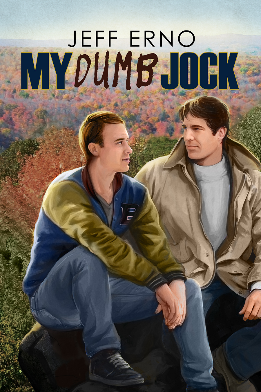 Dumb Jock by Jeff Erno